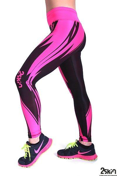 racing fluo pink