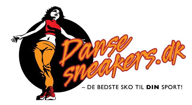Størrelses guide Dansesneakers